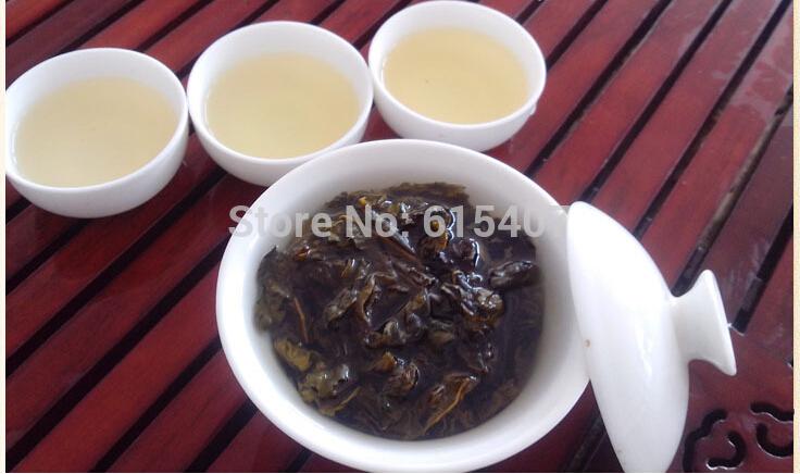 250g Luzhou flavor oolong tea Anxi Tieguanyin Tieguanyin traditional Chaomi incense charcoal fire tea