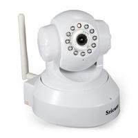 Sricam AP002 HD 1.0 Megapixel 32G TF / SD Card P2P 720P Video IR Network Camera Wifi Wireless IP Camera Indoor Free Shipping
