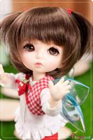 bjd doll sd/fl/ai/cb/1/8bjd doll BB fairyland bonnie