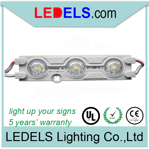 Free Shipping 1.2W nc led light module ul led module Osram 5630 channel letter led Channel letter led modules 5 years warranty(China (Mainland))