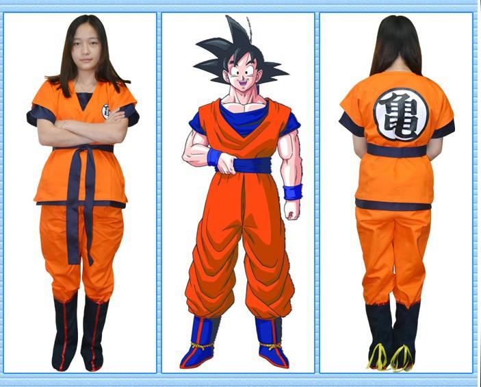 Dragon Ball z Goku Costume Dragon Ball z Costume Goku
