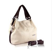2014 Luxury Retro Women s Handbag Tote Leather Hobo Messenger Bags Shoulder Bags leather handbag