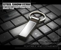 V285W Waterproof Metal USB Flash Drives pen drive usd flash drive 64gb pendriver 32gb usb stick Flash Drive with key ring