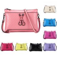 New Arrival  Brand Design Napa Leather Handbags Women Evening Clutch Bag Messenger Shoulder Bags Purse with Belt A147