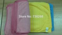 24x32cm 320gsm Microfiber Polishing Cleaning Towels Glass Cleaning Cloth Window Cleaning Wiping Cloth