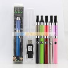 5 pieces/lot, Beautiful slim shape vaporizer portable E Smart electronic cigarette blister kit