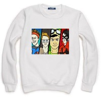 5 Seconds Of Summer 5Sos Sweatshirt For Women Men Lady Casual Hoody Pullover Spring Autumn XL ZY053-20