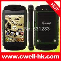 Free shipping!! Doogee DG150 Rugged Smartphone 3.5 Inch IPS Screen MTK6572 Dual Core 2.0MP Camera WIFI & GPS