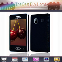 """2014 New arrival free shipping In Stock N3 3.5"""" Touch Screen Quad Band Dual Sim Unlocked Phone telephone"""