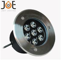 Outdoor 7W LED underground lamps light  ip65  industial gallery lighting  porch Waterproof  garden lights  110V/ 220v 1010