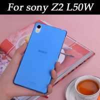 ultra thin 0.3mm Perfect Design Case Cover For Sony Xperia Z2 D6503 D6502 L50W Cover Skin Shell PPZ2