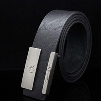 1 pc Belts in 2014 Style Belt Mens Luxury Real Leather Belts For Men Hot 3 colour leisure High quality Low price Free shipping