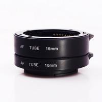 Auto Focus  DG-NEX  Macro Extension Tube Adapter Suit for Sony   NEX-5R NEX-3NNEX-5C A7 A7R NEX-5R NEX-7 Camera