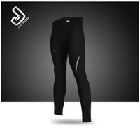 2014 New Arrival Jakroo Women Winter Thermal Fleece Warmer Cycling Bicycle Riding Tights Pants - SENSO S~XXL