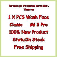 Free shipping MI 2 Ultrasonic Face Brush Eletrical Facial Cleansing Tool Machine Facial Brush Clari Pore Sonic Cleanser