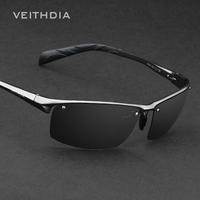 2015 New Brand Aluminum HD Polarized Sunglass Oculo Bolsa Sports Sunglasses Men Coationg Driving Cycling Galsses Mirror Eyewear