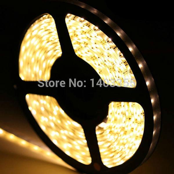 Flexible LED Stripe SMD5050 60leds/m DC24VDC W/WW/R/G/B/Y/RGB3in1(China (Mainland))