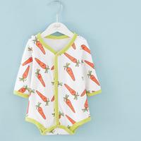 0-12 months Newborn boy girl carters original baby clothes summer short sleeve bebe romper clothing