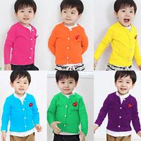 new 2014 autumn child cardigan, children sweater, boys sweater, turtleneck for girls, children outerwear, kids jackets