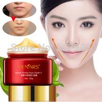 Benars firming face face-lift reshape face eliminate dropsy and detoxify moisturizing whitening tightening cream