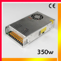 Free shipping 350W  5V 50A 12v 15v 24v 48v AC to DC AC-DC industrial power source switching power supply LED driver