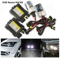 Free Shipping!Xenon HID kit h7 H1 H3 H4 H8 H4 H11 single beam HID AUTO CAR lamp 12v 35w color 4300k,6000k,8000k,10000k,12000k