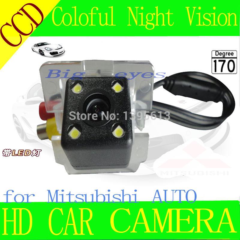 CCD car camera ,Car Rear Vision Camera Mitsubishi Outlander Free Shipping(China (Mainland))