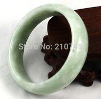 100% Natural Jade China Jade Pure natural Chinese fine Jade Hand Carved Sinkiang jade Bracelet  1pcs