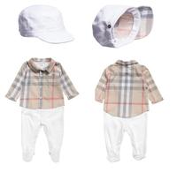 Brand Baby Boys Clothes Set Autumn-Winter Boys Casual Suit  3pcs Set Hat + Hoodies + pants 100% cotton Children Clothing