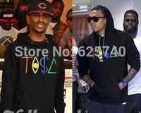 Tisa hoodie sweatshirt colorful men hip hop clothing pullover casual wear sportswear male famous brand Rock hoody sweats