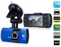 Full HD Car DVR Camera AT550 Novatek 96650 1920*1080P 30FPS G-Sensor WDR HDMI 148 degrees wide Angle DVR Recorder(CDC-23)