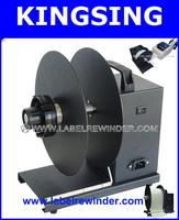 Heavy-duty Label Printer Rewinder  KS-R6(220V)  + Free shipping by DHL/ Fedex (door to door service)