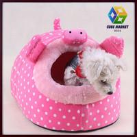 CUBE MARKET PET SHOP Fashion Colorful Animals Shape Pet bag , pet Bed, pet House