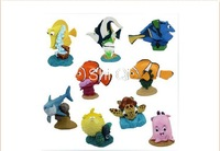 Free shipping Finding Nemo Action Figures toys Nemo clownfish Nemo  toy figures