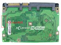 hard drive parts PCB logic board printed circuit board 100466725 for Seagate 3.5 SATA hdd data recovery hard drive repair