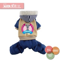 Pet Products 2014 New Arrival Hot Dog clothes Fall and Winter clothes for dogs Pet  Thickened Warm Sweater
