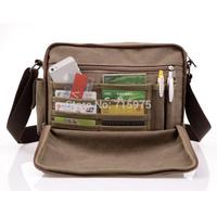 High Quality Multifunction Canvas Man Bag Casual Men's Travel bag Bolsa Masculina Crossbody Men Messenger Bags free shipping