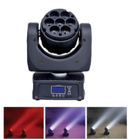 BY- M06: Cree LED 7*12w 4in1 Mini Beam Moving Head