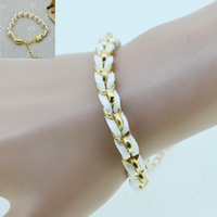 Fashion Jewelry Gold Chain Suede Leather Rope Bracelet Bangle Wedding Bracelet For Men Women Drop Shipping