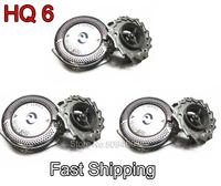 Fast Free Shipping  3 pcs Replacement Shaver Head for Philips HQ6  HQ663 HQ664 HQ665 HQ686 HQ642  Razor Blade Head