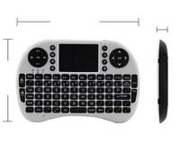 Russian MultilanguageMini I8 2.4G Hz Wireless Air Mouse Keyboard Touchpad Handheld Keyboard for TV BOX Laptop Tablet MiniPC