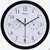 M40 plastic 10 inch brief wall clock silent movements