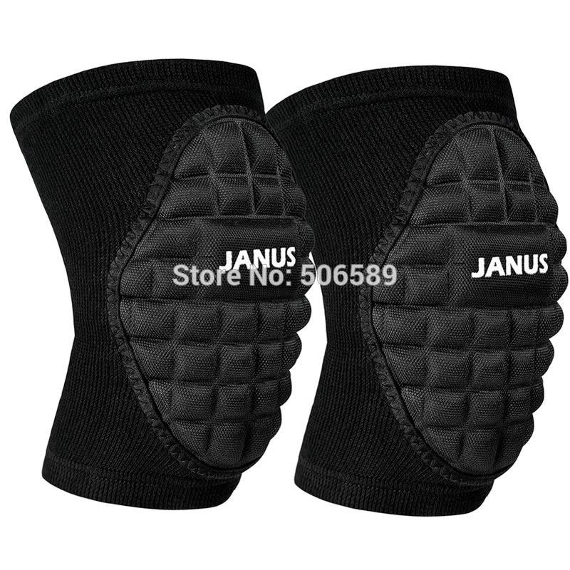 free shipping knee pads high density sponge football volleyball basketball Hip-pop use(China (Mainland))