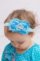 2015 Beautiful Princess Headband hairband Baby Girls flowers headbands kids' hair accessories Baby Easter Day  gift