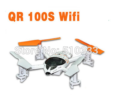 Free shipping RTF Walkera QR W100S FPV 30W Pixel HD Camera ALSO Wifi Iphone/Android Control RC mini Helicopter Quadcopter(China (Mainland))