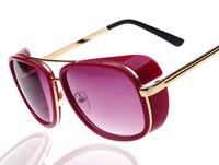 women sunglasses polarized lens alloy frame Oval style