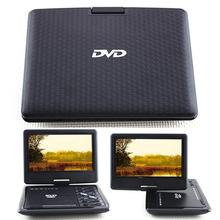 "NEW 9.8"" PORTABLE EVD DVD PLAYER TV USB SD GAMES RADIO LCD SCREEN(China (Mainland))"