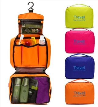 Путешествия портативный многофункциональный водонепроницаемый абзац женские мыть пакет косметический мешок для хранения белья вся цена
