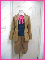 Free shipping New Arrival Custom made Japanese anime JoJo's Bizarre Adventure JOJO cosplay costume