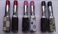 Lipstick Lighter - beautiful design / creative lighter refillable birthday gift  Wholesale price sale color randomly sent